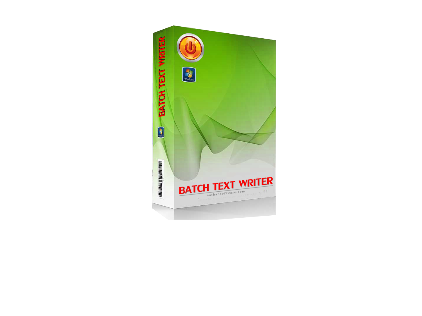 The Batch Text Writer